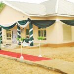 Chest Clinic built at the Leprosy and Tuberculosis Hospital Igbogene, Bayelsa State