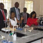 Science Laboratory at Ode High School Ode Ekiti, Ekiti State