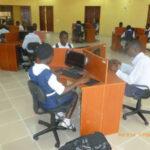 Electronic library built at the Methodist high School Eruku, Kwara State