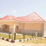 Science Laboratory Complex donated to Government Secondary School, Damaturu, Yobe State