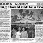 Newspaper Publications - World Book Day 2019 ...fueled by FAMFA